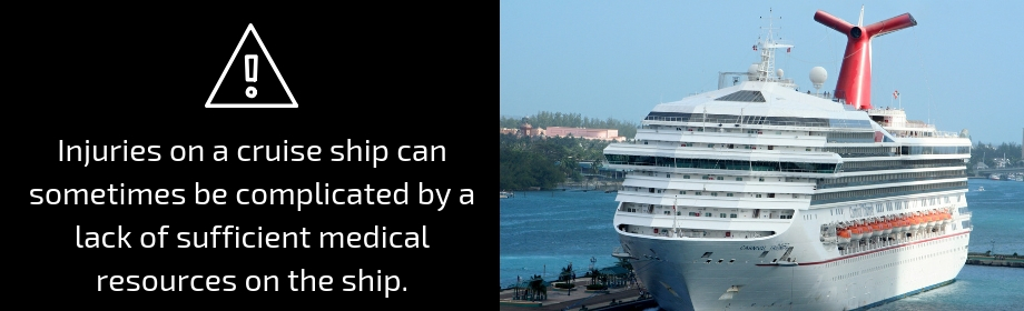 Injuries On Cruise Ships