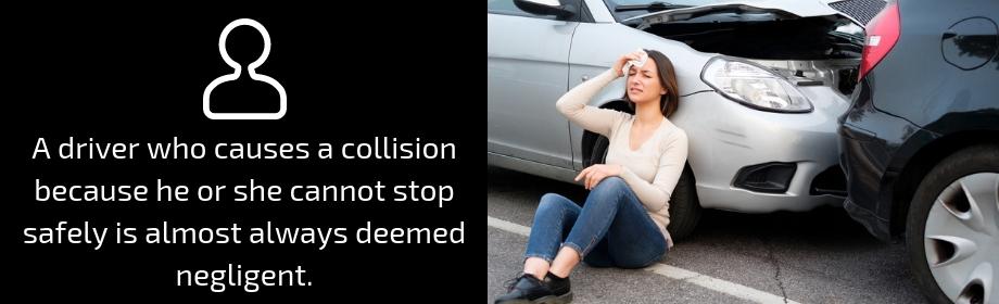 Rear End Crashes